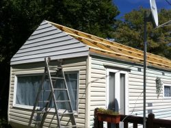 Mobil-homes entretien et rénovation