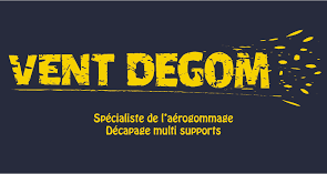 Aérogommage, Décapage multi supports